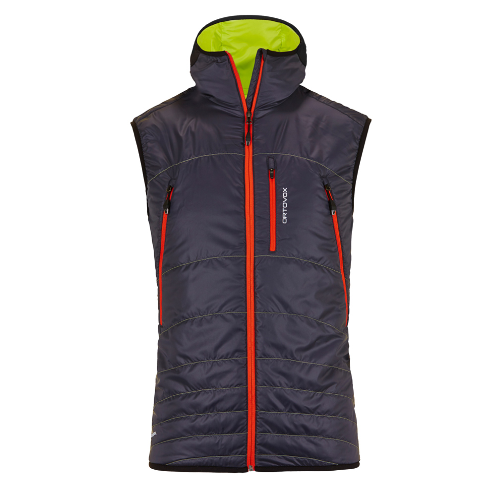 SWISSWOOL LIGHT TEC VEST (W/M)