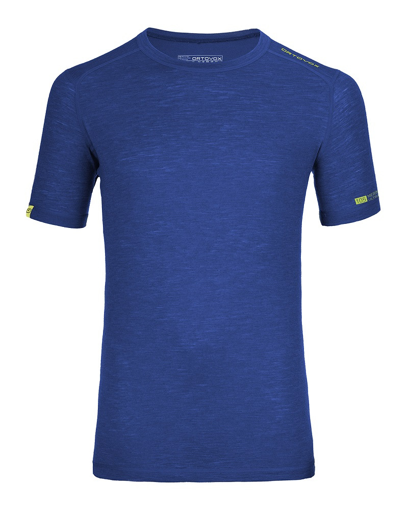 105 Merino Ultra Short Sleeve