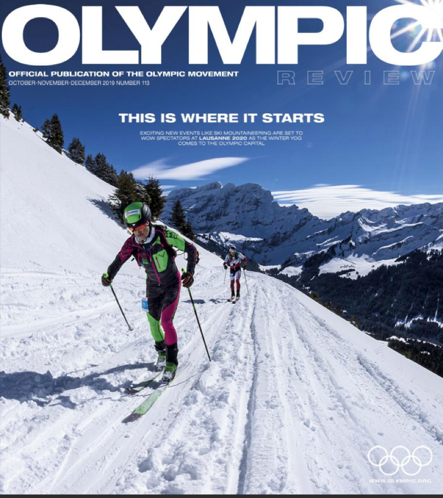 Olympic Review - Oct-Dec 2019